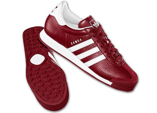 Adidas Samoa Shoe - Classic Adidas Sneakers for Men 3d0a86d8e