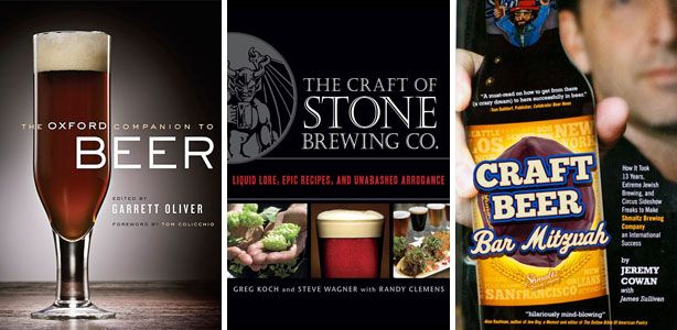 New Books About Beer What You Should Read About Beer 2011