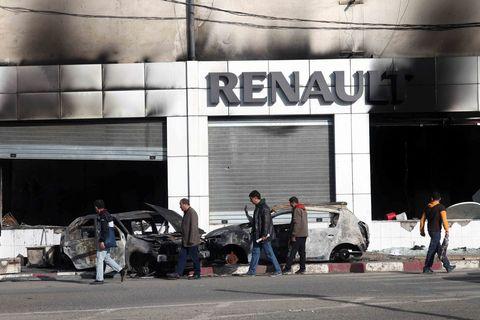algerian riot