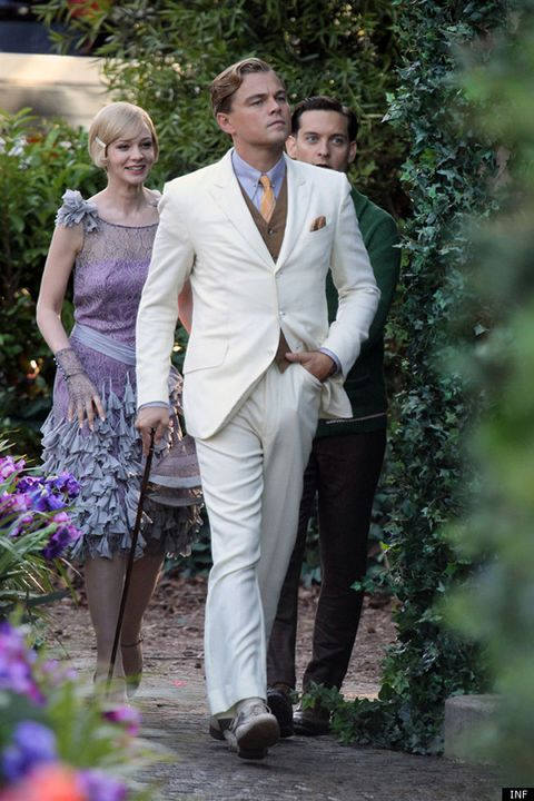New Great Gatsby Movie Photos Leo Dicaprio In Great Gatsby Movie 2011