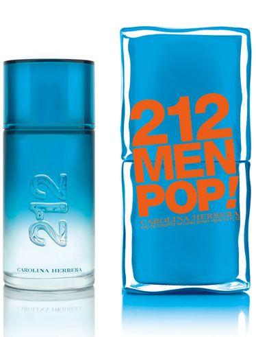 Carolina Herrera 212 Men Pop!