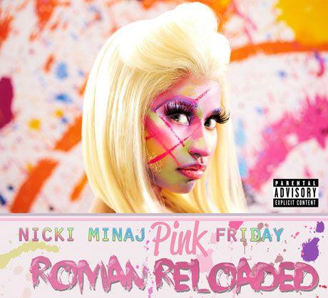Pink Friday Roman Reloaded Lyrics - New Nicki Minaj Album