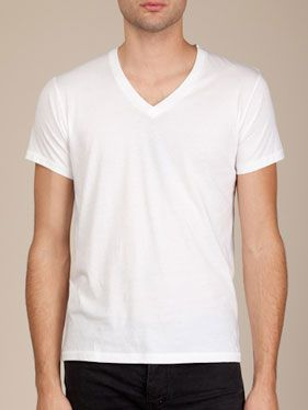 5d8e91a5 The Best Undershirt: Alternative Apparel Perfect V-Neck