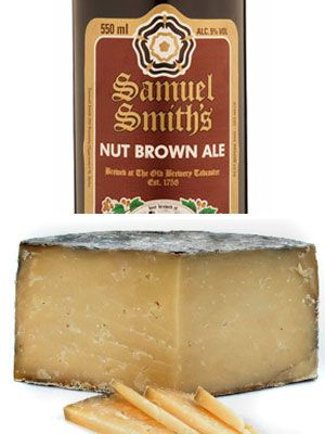Mild Cheddars and Brown Ales