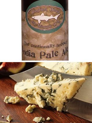 Blue Cheeses and IPAs