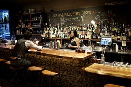 Kask Bar - Best Bars 2012 Kask Portland Oregon