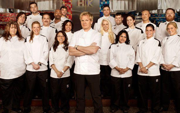 hells kitchen season 10 review john mariani on gordon ramsay - Hells Kitchen Season 12