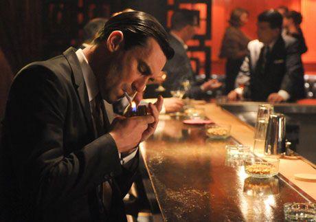 Mad Men Season 5 Episode 13 Recap - Mad Men The Phantom