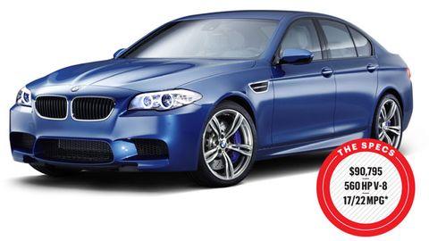 BMW 2013 M5