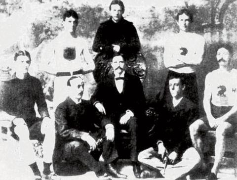 1900 us olympic team athens
