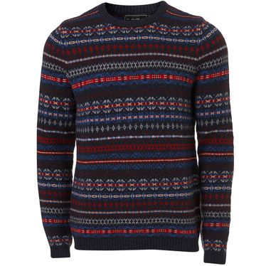 Fair Isle Sweaters - Best Fall Sweaters for Men