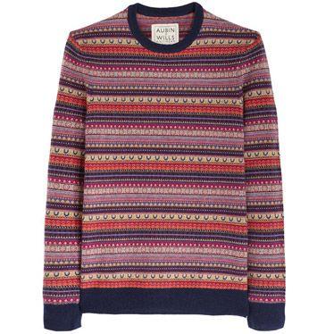 Fair Isle Sweaters - Best Fall Sweaters for Men