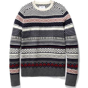 Best Fair Isle Sweaters] Style Debate Fair Isle Sweaters, 25 ...