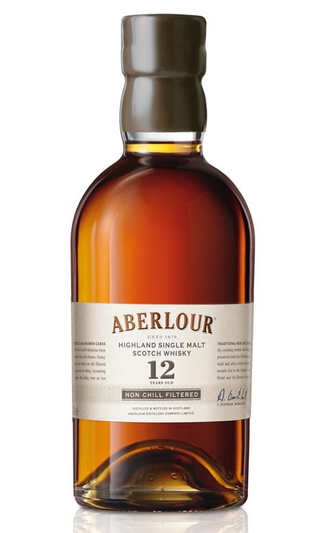 Aberlour 12-year-old Non-Chill Filtered single-malt Scotch whisky