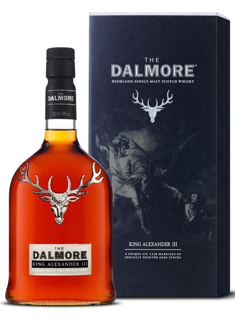 Dalmore King Alexander III single-malt Scotch whisky
