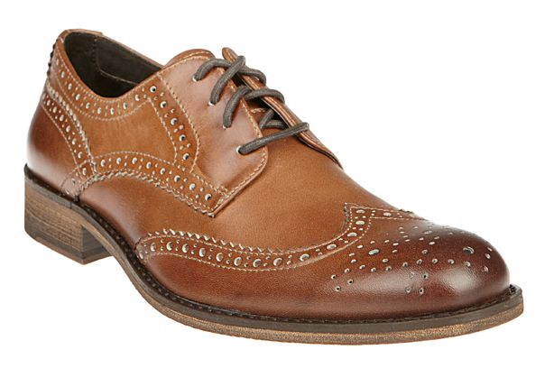 0f84a6d8103 Shoe Porn: Steve Madden Leather Wingtips - The Best Dress Shoes for Men