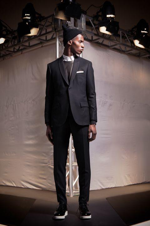 Trousers, Coat, Suit trousers, Suit, Outerwear, Collar, Style, Formal wear, Blazer, Fashion,