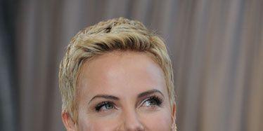 beautiful women with short hair  the hottest women short