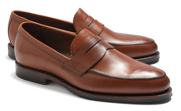 9809dbb02a367 Brooks Brothers Penny Loafers - Best Shoes for Men