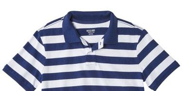 Clothing, Blue, Product, Sleeve, Text, Collar, White, Sportswear, T-shirt, Pattern,