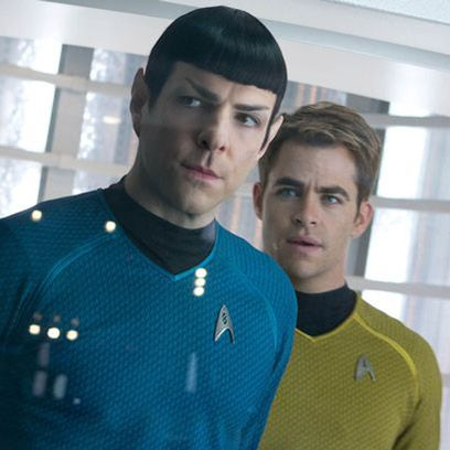Star Trek J.J. Abrams revived the famous sci-fi franchise with this thrilling 2009 reboot, starring Chris Pine as James T. Kirk and Zachary Quinto as Spock.