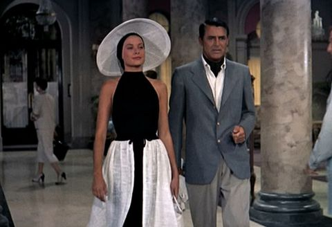 Cannes Jewel Heist Inspired Style Cary Grant To Catch A