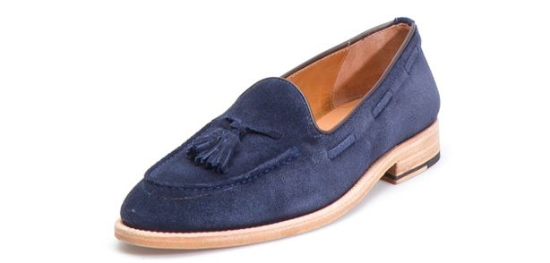 0f2bb5097f6 Massimo Dutti Suede Moccasins - Best Shoes for Men