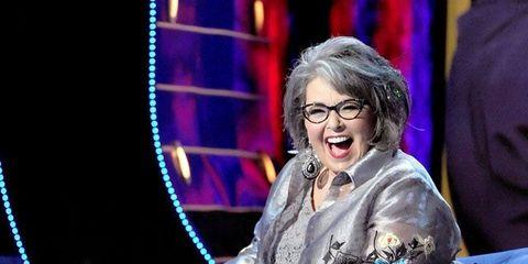 Roseanne Barr Q&A