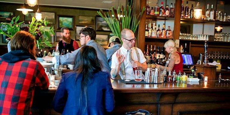 The Best Bars in America, 2013