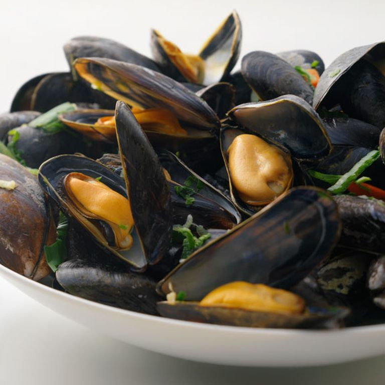 Mussel cooking safety giveaways