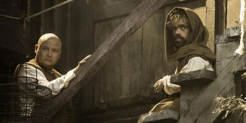 The Latest Photos from the Game of Thrones Season 5 Set
