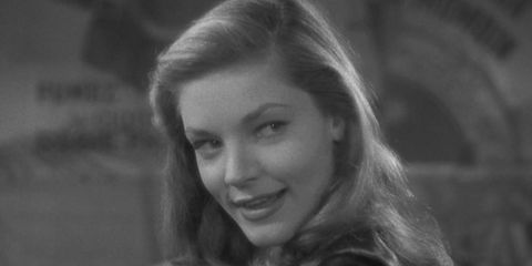 The Sexiest Scene Ever, Starring Lauren Bacall