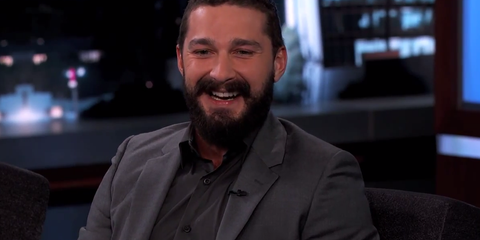 Shia LaBeouf's Story of His Cabaret Arrest Is Even More Insane Than We Could Have Ever Imagined