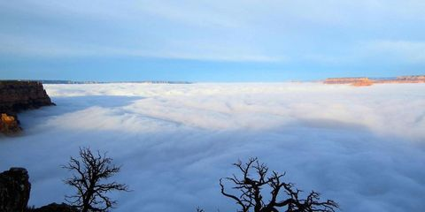 These Photos of the Grand Canyon's Sea of Clouds Are Spellbinding