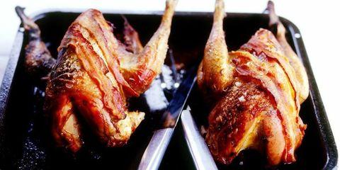 Food, Roasting, Chicken meat, Turkey meat, Cooking, Recipe, Meat, Hendl, Roast goose, Ingredient,