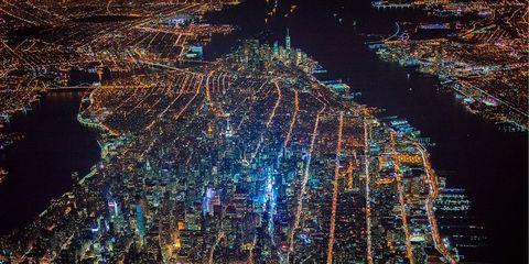 Night, Urban area, Metropolitan area, World, Midnight, Urban design, Aerial photography, Bird's-eye view, Suburb,