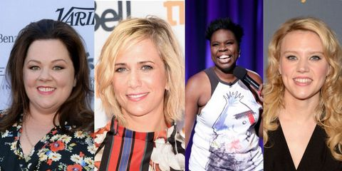 It Looks Like We Finally Have a Cast for the All-Female Ghostbusters Reboot
