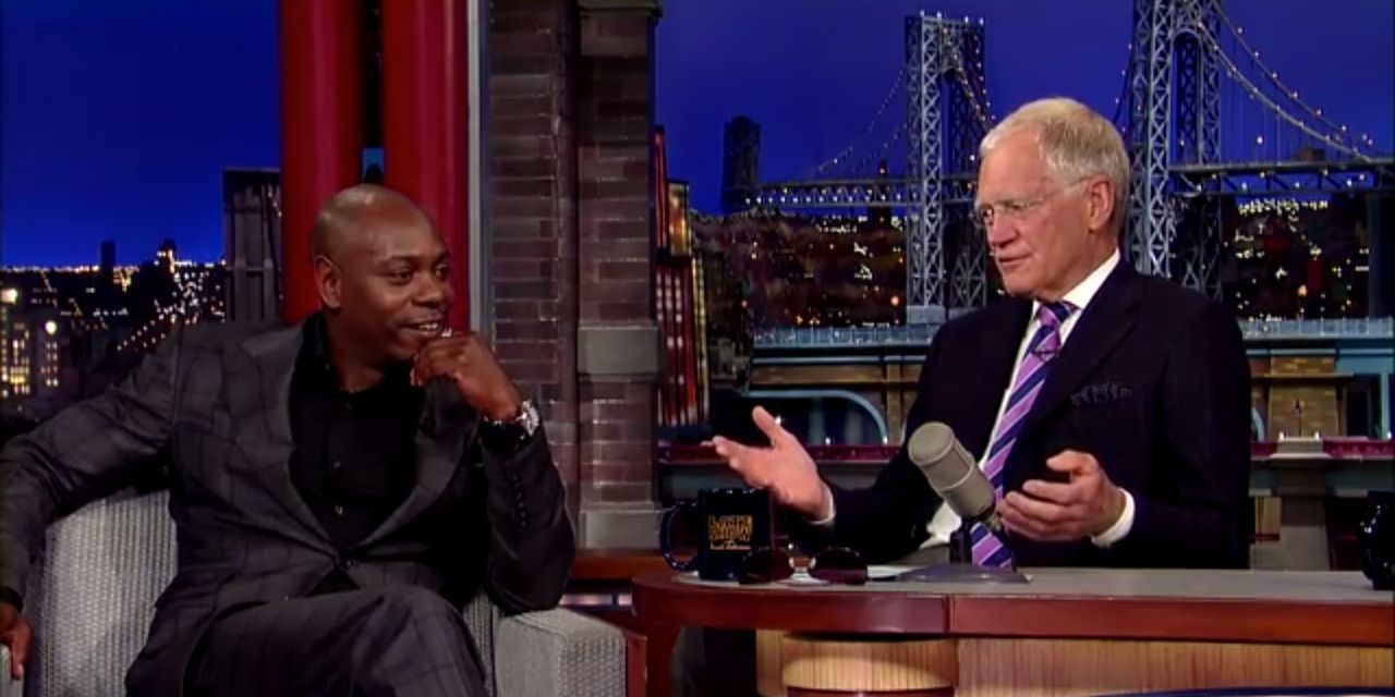 Dave Chappelle Comes Clean About Abandoning Chappelle's Show