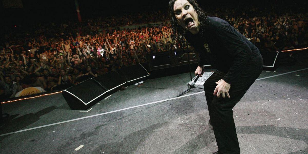 Ozzy Osbourne Interview - Ozzy Osbourne Im The Luckiest Man In The World-9661
