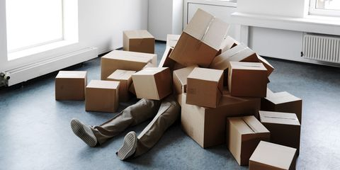 A Man's Guide to Moving