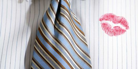 Dress shirt, Collar, Pattern, Carmine, Heart, Knot, Coquelicot, Fashion design, Pattern, Natural material,