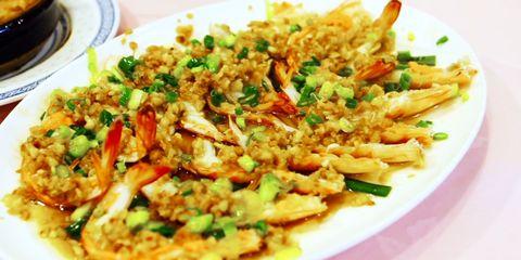 Food, Cuisine, Green, Ingredient, Dish, Recipe, Dishware, Cooking, Mostaccioli, Side dish,