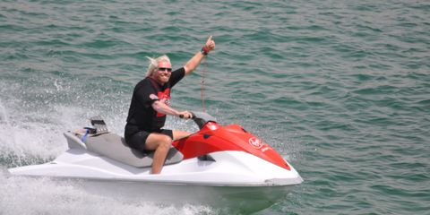 Watercraft, Recreation, Comfort, Leisure, Personal water craft, Jet ski, Outdoor recreation, Boat, Water sport, Holiday,