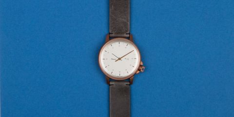 Blue, Product, Watch, Analog watch, Glass, Watch accessory, Everyday carry, Azure, Clock, Metal,