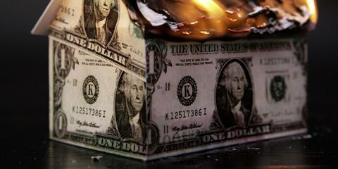 Money, Banknote, Cash, Amber, Paper product, Fire, Currency, Flame, Paper, Saving,
