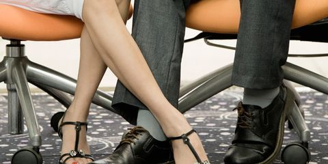 Footwear, Leg, Brown, Human leg, Joint, Foot, Fashion accessory, Knee, Fashion, Black,