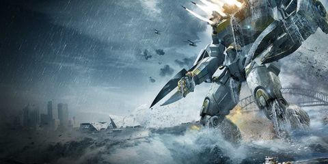 Robot Movies - Pacific Rim and Why We Love Fighting Robots