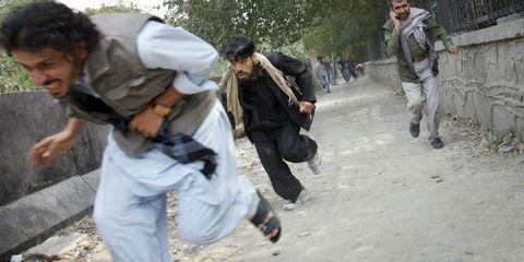 US Embassy Attack Kabul
