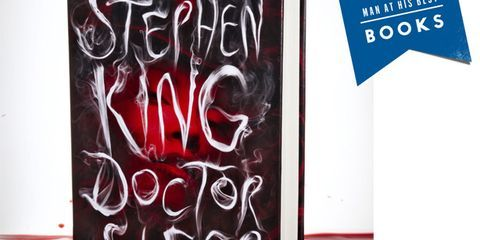 Stephen King Loses His Blood