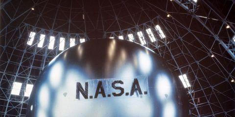 Space, Sphere, Circle, Engineering, Steel,